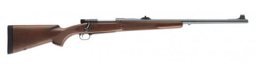 "Winchester Guns 535204161 70 Safari Express Bolt 375 H&H Mag 24"" 3+1 Grade I Walnut Stock Blued"