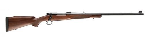 "Winchester Guns 535205136 70 Alaskan Bolt 338 Win Mag 25"" 3+1 Walnut Stock Blued"