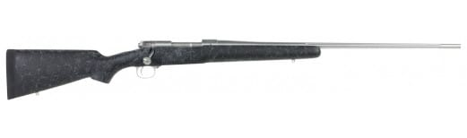 """Winchester Guns 535206236 70 Extreme Weather Bolt 338 Win Mag 26"""" 3+1 Bell & Carlson Gray Stock Stainless Steel"""