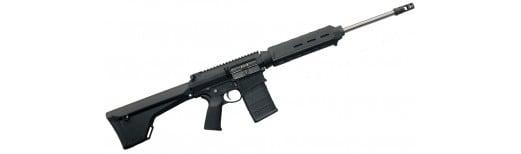 """Core 100546 CORE30 MOE Rifle SA 308 Win/7.62 NATO 16"""" 20+1 Black MOE 6Pos Stock Black"""