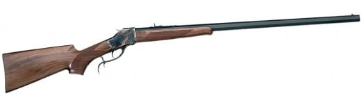 """Taylors and Company S804457 High Wall Sporting Lever 45-70 Government 32"""" 1 Wood Stock Blued"""
