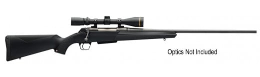 "Winchester Guns 535700236 XPR Bolt Action 338 Win Mag 24"" 3+1 Black"