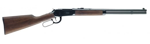 "Winchester Guns 534174160 94 Short Lever 450 Marlin 20"" 7+1 Grade I Walnut Stock Blued"