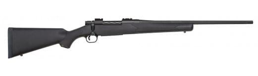 """Mossberg 27905 Patriot Bolt 338 Winchester Magnum 22"""" 4+1 Blued"""