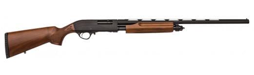 """Escort HAT872028 M87 Pump 20GA 28"""" 3""""4+1 FOF Turkish Walnut Stk"""