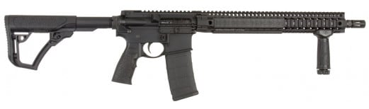 "Daniel Defense 15175055 DDM4 V9 *CA Compliant* Semi-Auto .223/5.56 NATO 16"" 10+1 6-Position Hard Coat Anodized/Black Phosphate"