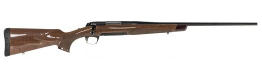 "Browning 035200246 X-Bolt Medallion Bolt 300 Winchester Short Magnum 23"" 3+1 Walnut Stock Blued"
