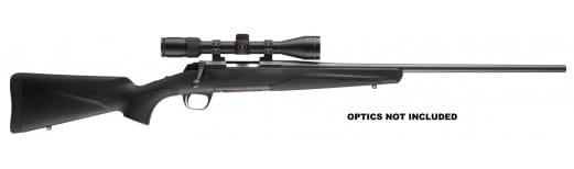 """Browning 035201225 X-Bolt Composite Stalker Bolt 280 Remington 22"""" 4+1 Blued"""