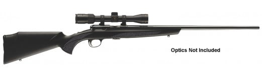 """Browning 025180270 T-Bolt Composite Target/Varmint Bolt 17 Hornady Magnum Rimfire (HMR) 22"""" 10+1 Blued"""