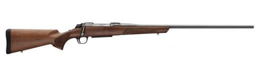 "Browning 035801248 AB3 Hunter Bolt 270 Winchester Short Magnum (WSM) 23"" 3+1 Black Walnut Stock Blued"
