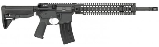 Bravo 750-790 BCM RECCE-16 Semi-Auto .223/5.56 NATO 16 6-Position Stock Black