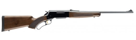 "Browning 034009120 BLR Lightweight with Pistol Grip Lever 358 Winchester 20"" 4+1 Walnut Stock Blued"