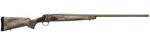 "Browning 035389246 X-Bolt Hells Canyon Bolt 300 WSM 26"" 3+1 Synthetic A-TACS AU Stock Burnt Bronze Cerakote"