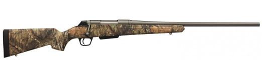 "Winchester Guns 535721264 XPR Hunter Compact Bolt 270 Winchester Short Magnum 22"" 3+1 Composite Mossy Oak Break-Up County Stock Matte Blued"