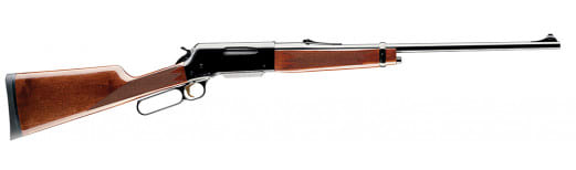 "Browning 034006120 BLR Lightweight 81 Lever 358 Winchester 20"" 4+1 Walnut Stock Blued"