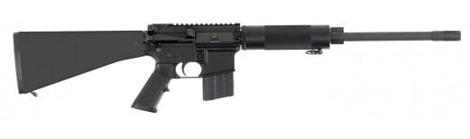 """Bushmaster 90425 Hunter Carbine Semi-Auto 450 Bushmaster 16"""" 5+1 A2 Black"""