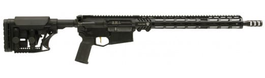 "Adams Arms FGAA00248 P3 Rifle Semi-Auto 308 Winchester/7.62 NATO 16"" 30+1 Luth-AR MBA-1 Hard Coat Anodized"