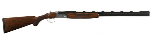 "Barrett Sovereign 91626 Rutherford Over/Under 16 Gauge 26"" 3"" Walnut Stock Steel"