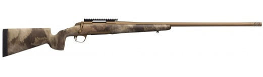 "Browning 035395288 X-Bolt Hells Canyon Speed Long Range Bolt 28 Nosler 26"" 3+1 Synthetic A-TACS AU Stock Burnt Bronze Cerakote"