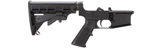 Bushmaster AR-15 Multi-Caliber Lower Receiver, Telestock - 92952