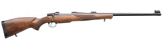 "CZ 04202 CZ 550 Bolt 458 Winchester Magnum 25"" 5+1 Turkish Walnut Stock Blued"
