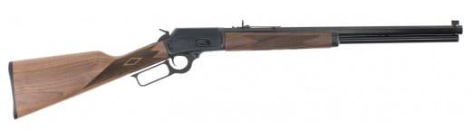 "Marlin 10+1 44 Magnum Cowboy Lever Action w/20 "" Blue Barrel & Walnut Stock"