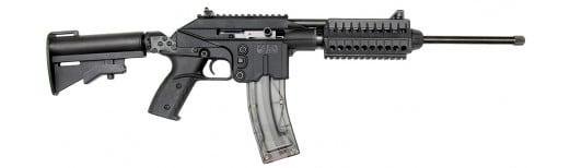 "Kel-Tec SU22E SU22 Rifle SA 22 LR 16.1"" 26+1 Collapsible Stock Black"