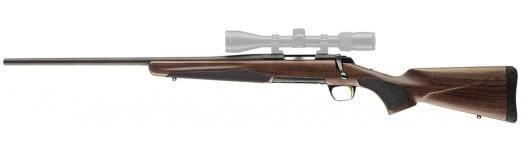 "Browning 035255248 X-Bolt Hunter Left-Hand 270 WSM 23"" 3+1 Walnut Stock Blued"