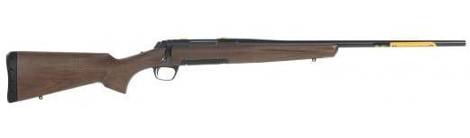 "Browning 035-208132 X-Bolt Hunter 375 H&H Mag 24"" 4+1 Satin Walnut Stock Blued"