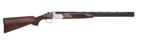 "Mossberg 75419 Silver Reserve II Over/Under 28 ga 26"" 3"" Walnut Stock Blued"