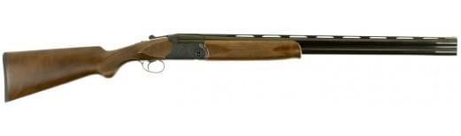 "Dickinson OAHNTR Hunter Light Over/Under 12GA 28"" 3"" Wood Stock Black Aluminum Alloy Receiver"