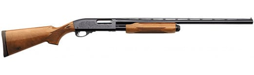 "Remington 24983 870 Wingmaster Pump 28 ga 25"" 2.75"" Walnut Stock Blued High Polish"