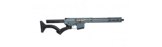"Black Rain BRO COMP G3 BLU TI18NY BRO Competition G3 *NY Compliant* Single .223/5.56 NATO 18"" 10+1 Thordsen Blue Titanium"