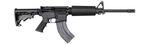 Bear Creek Arsenal AR-15 Rifle, 7.62x39 Caliber, Flat Top and Hard Case
