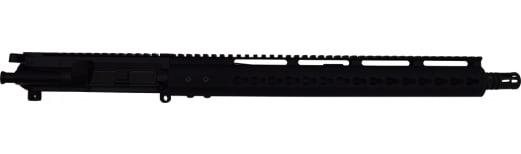 "Bear Creek Arsenal AR15 Complete Upper 16"" 1:10 7.62x39 Parkerized Heavy Barrel w/15"" Keymod Rail"