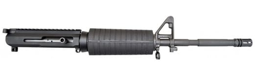 Bear Creek Arsenal AR-15 Complete Dual Charging Upper with Front Sight