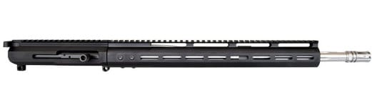 """BCA AR-15 Complete Dual Charging Upper Receiver, 18"""" Stainless Heavy Barrel .223 Wylde, 15"""" M-LOK Free Float Rail"""