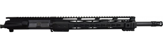 "Charlie Bravo Complete 223/556 16"" AR15 Upper Receiver with 12"" Free Float Keymod Handguard"