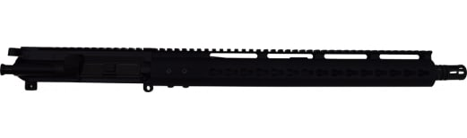 "Bear Creek Arsenal AR15 Complete Upper 16"" 1:10 7.62x39 Parkerized Heavy Barrel w/15"" Keymod Rail"