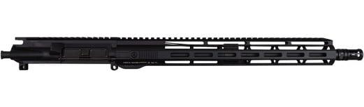 "Charlie Bravo Complete 7.62x39 Upper, 16"" BBL, 15"" Hera Arms M-Lok Rail"