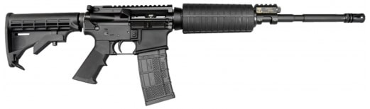 "Adams Arms 16"" Base Carbine Rifle, 5.56x45 NATO w/ A2 Flash Hider, Optics Ready RA16CB556"