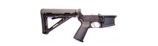 Anderson AR-15 Complete Lower Receiver with Magpul Furniture