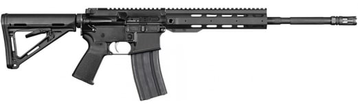 Anderson Manufacturing RF85 Treated Optic Ready AR-15 Rifle w/EXT Free Float Handguard .223/5.56 - 76959