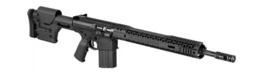 Black Rain Ordnance PREDATORBlack30820 Predator 308WIN 20 Black