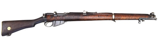 Enfield #1 MK3 .303 Caliber Bolt Action Rifle. Overall Surplus Good - C & R Eligible