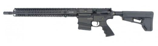 "Stag Arms SA800099LH Stag 10S Left Hand Keymod Semi-Auto 16"" 10+1 Magpul ACS Black Hardcoat Anodized"