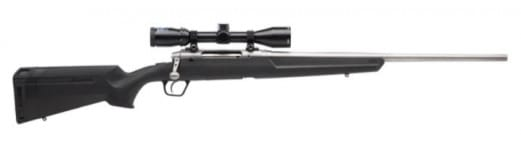 """Savage Arms 57288 Axis XP S/S .243 22"""" 3-9x40 SS/BLACK Synthetic Ergo Stock"""