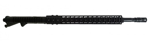 "Charlie Bravo 556 Upper w/ 16"" M4 Barrel, 5.56 NATO with 13"" Free Float 7 sided Keymod Fore End"