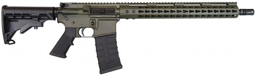 Bear Creek Arsenal URSID Hybrid II Ultra Accurized AR-15 Rifle in O.D. Green Finish