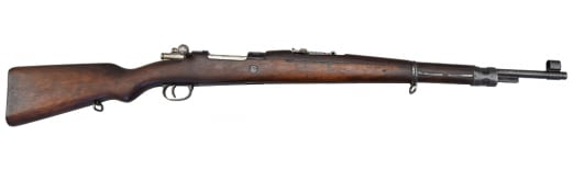 Yugoslavian M24/47 8mm Mauser Bolt Action Rifle - Good Cracked